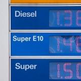 Benzineprijs Duitsland vandaag