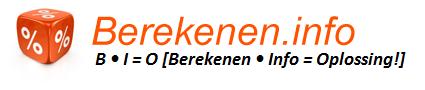 Berekenen.info